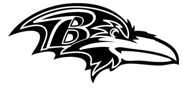 Baltimore Ravens Clipart