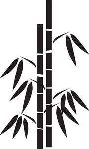 Bamboo clipart: Bamboo clip art