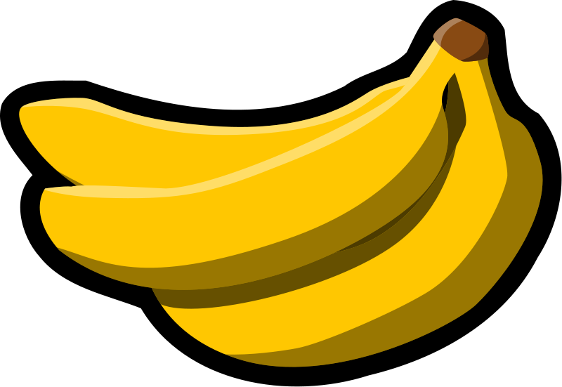 Banana Clip Art Images Free For Commercial Use ...