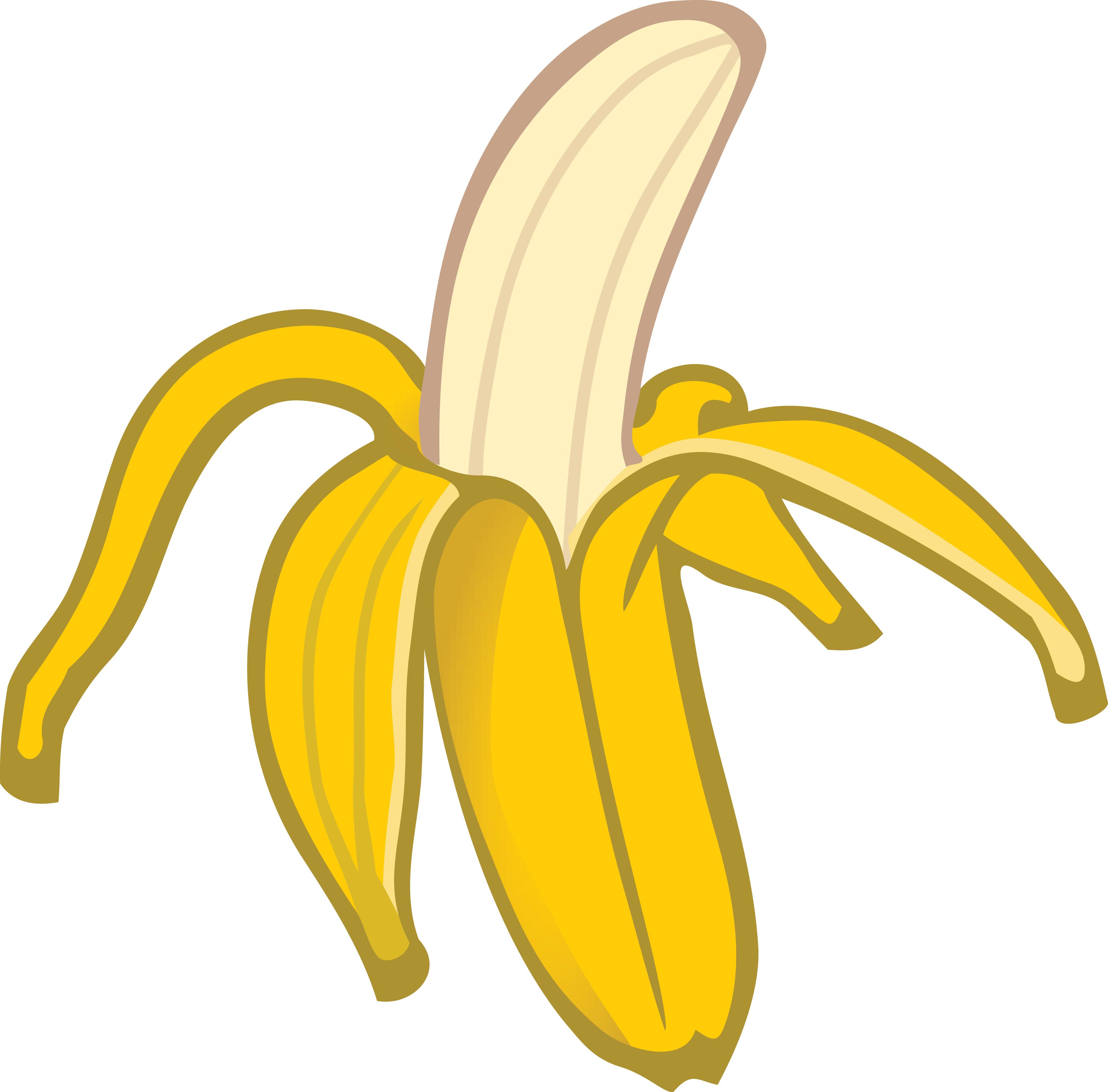 Banana Clipart-Clipartlook.com-4000-Banana Clipart-Clipartlook.com-4000-10