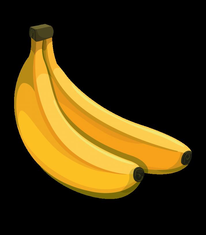 Banana Clipart-Clipartlook.com-715