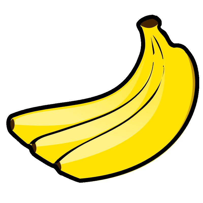 Clipart - Bananas