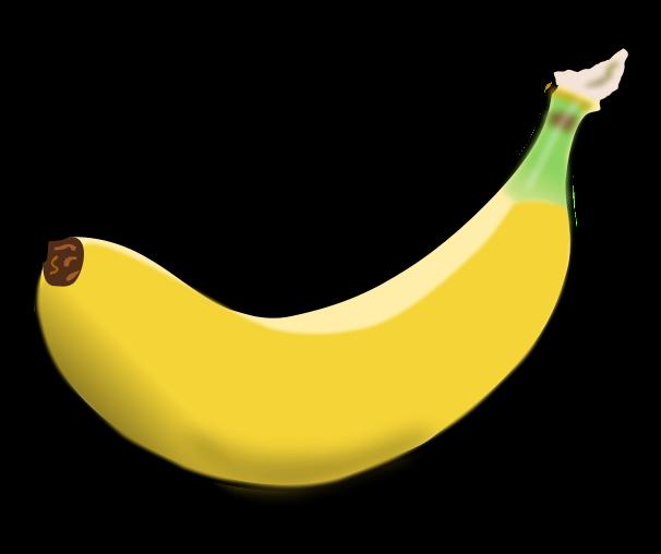 Free to Use Public Domain Banana Clip Art
