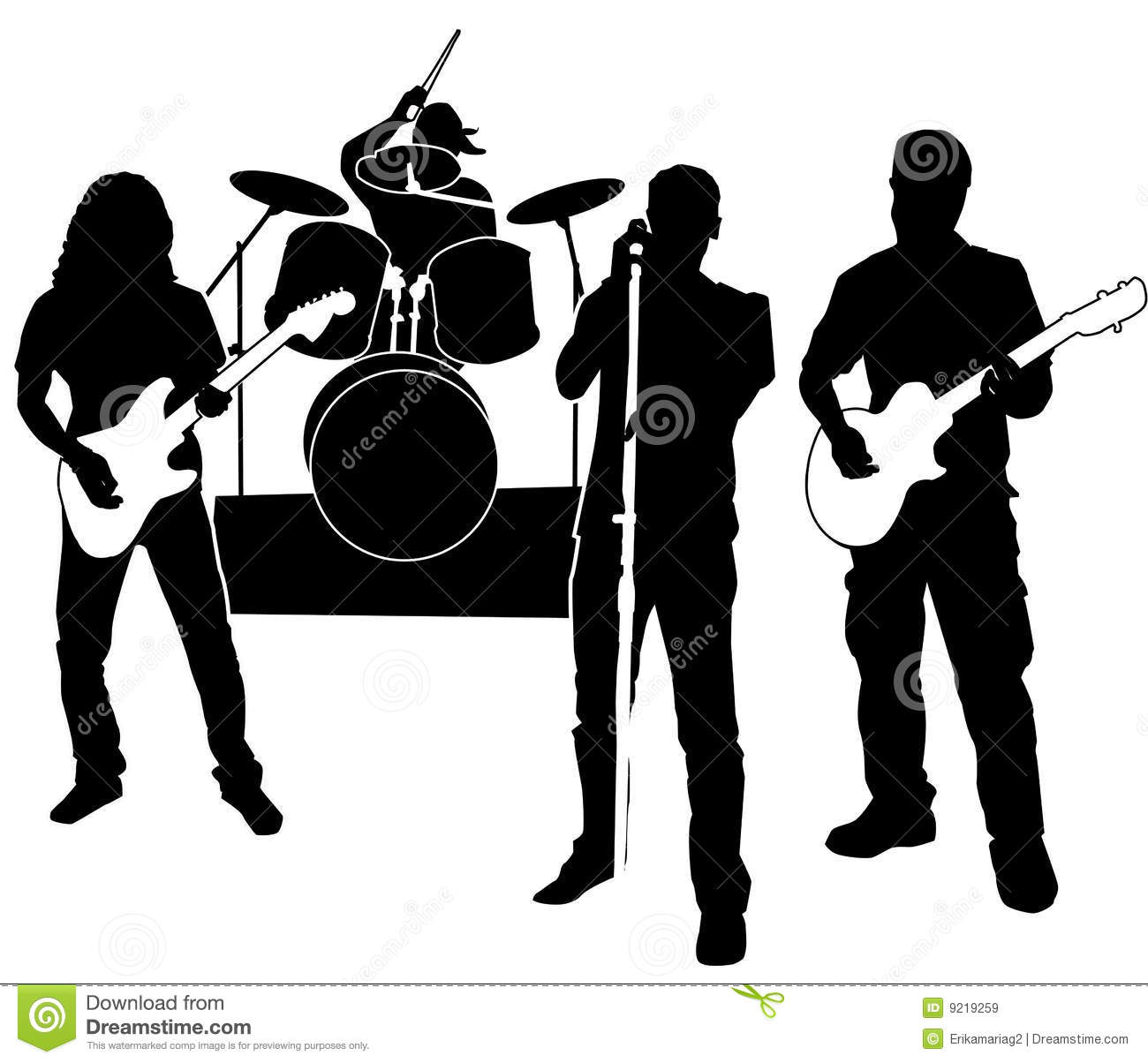 Band Clipart-band clipart-0