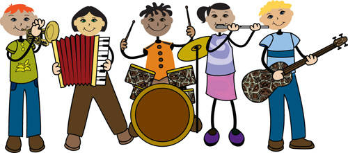 Band Clipart-band clipart-4