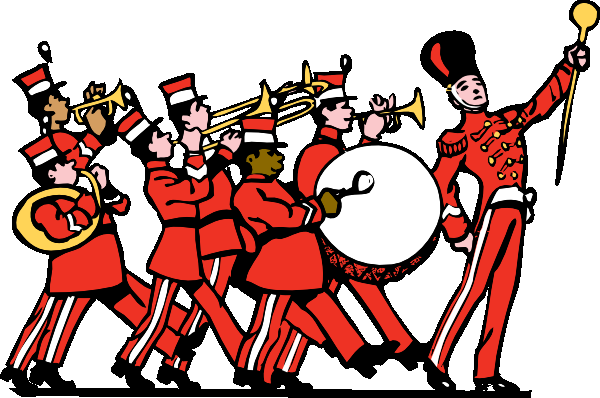 Band Clipart-band clipart-5