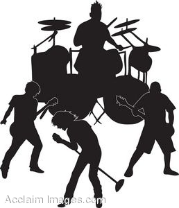 Band Clipart-band clipart-1