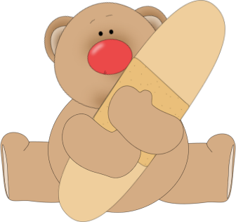 Bandaid Bear-Bandaid Bear-1