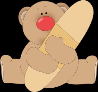 Bandaid Bear