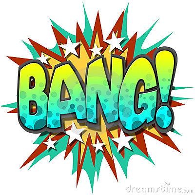 Bang Clipart Comic Book Illustration 13887132 Jpg