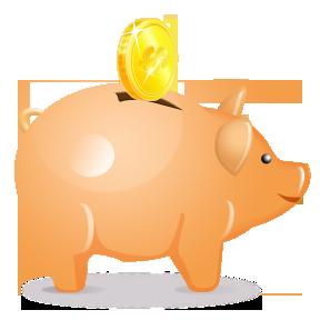 Bank Clipart U0026middot; Coins Clip Art-bank clipart u0026middot; Coins Clip Art-0