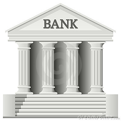 Bank Clipart #4360-Bank Clipart #4360-10