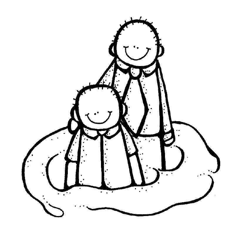 Baptism Clip Art Free