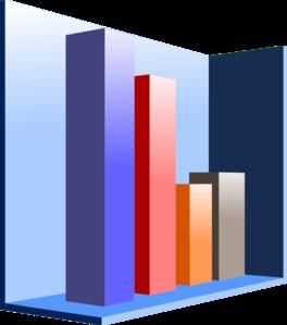 Bar Graph Clip Art
