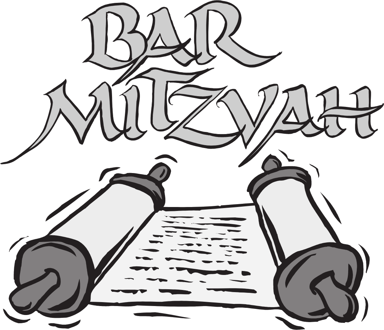 Bar Mitzvah Clip Art