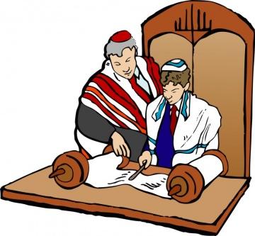 Bar Mitzvah LEARNING TORAH 12
