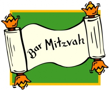 Bar Mitzvah SCROLL