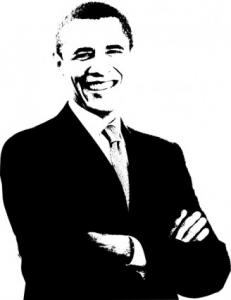 Barack Obama Clipart-Barack Obama Clipart-8