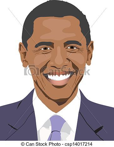 Obamau0027s smile - csp14017214