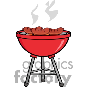 Barbecue Clip Art-Barbecue Clip Art-7