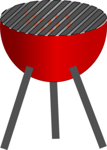 Barbecue Grill Clipart-Barbecue Grill Clipart-14