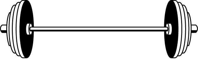 Barbell Clip Art. Illpop Com Img Illust -Barbell Clip Art. Illpop Com Img Illust Sports Resistance D13 Png-3