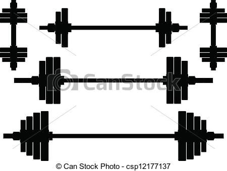 Barbell Illustrations and Clip Art. 8,317 Barbell royalty free illustrations and drawings available to search from thousands of stock vector EPS clipart ...