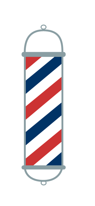 Barber Pole Clip Art ..