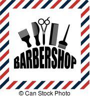 ... barber shop design, vector illustration eps10 graphic