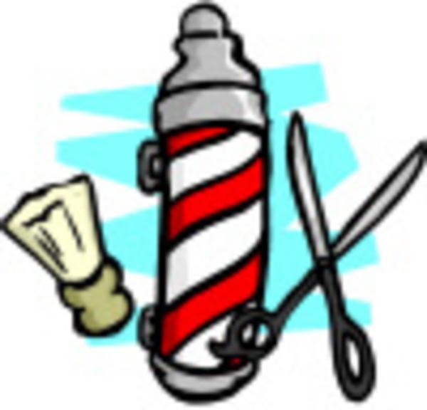 Barber Shop Pole Clip Art