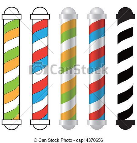 ... barber shop pole - five barber shop pole icons
