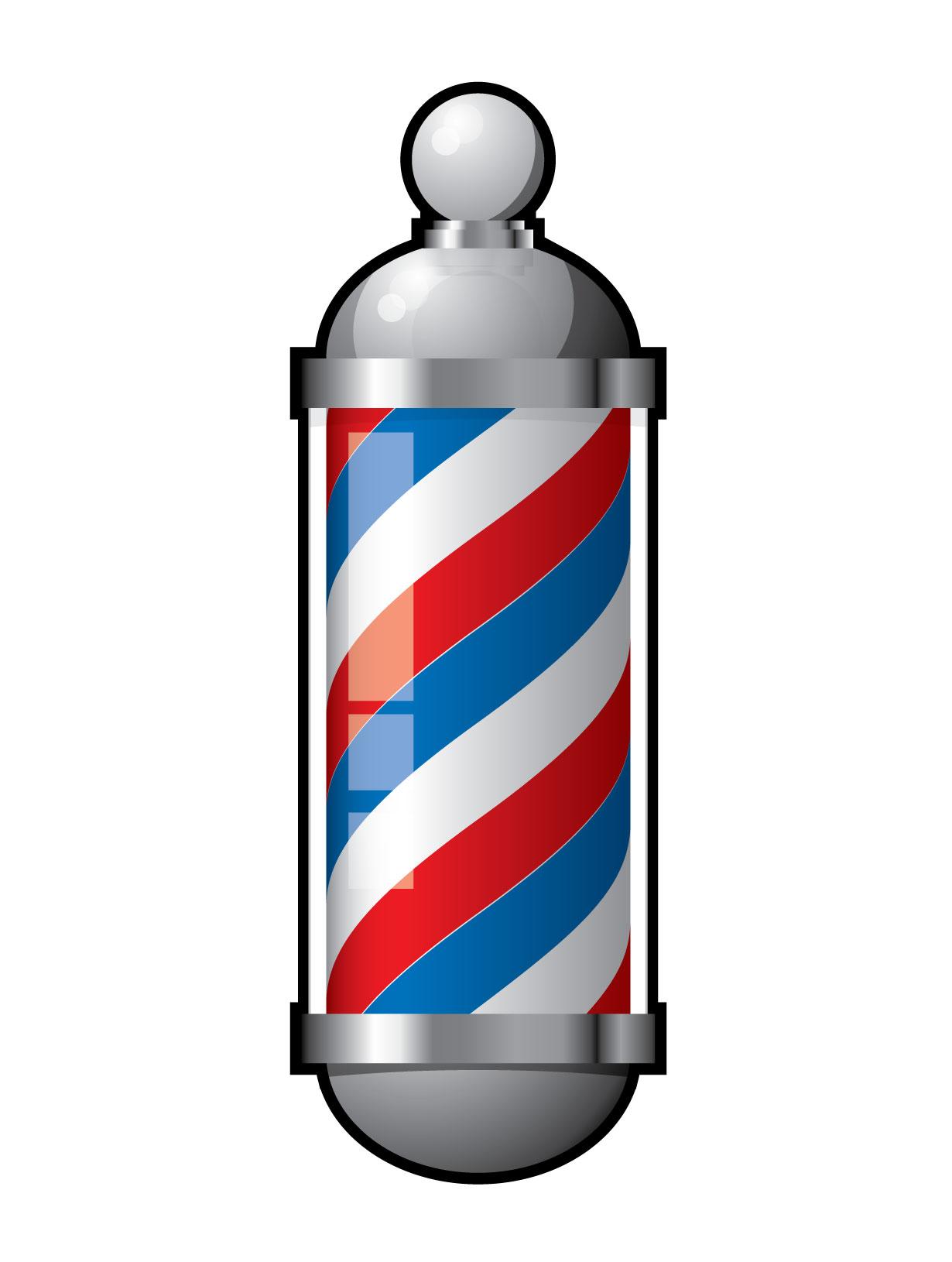 Barber Shop Pole | Free Download Clip Art | Free Clip Art | on .