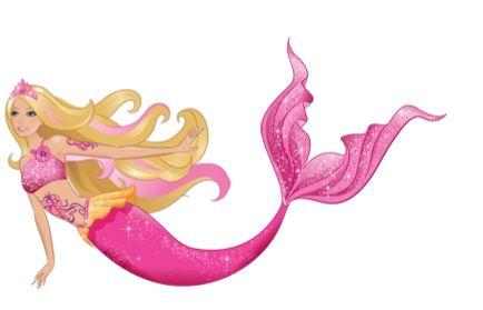 Barbie Clip Art