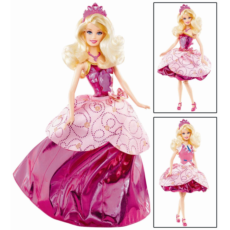 Barbie Clip Art - .