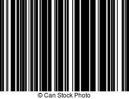 ... barcode abstract - Black and white abstract striped... ...