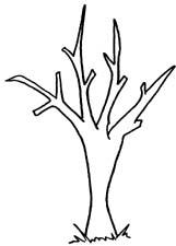 Bare Tree Clipart-bare tree clipart-0