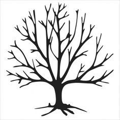 Bare Tree Clip Art