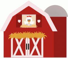 Barn Fazendinha On Cute Cows Silhouette -Barn fazendinha on cute cows silhouette store and cliparts-4
