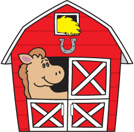 Barn yard clip art danaspaj top