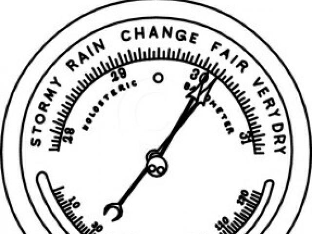 Barometer Clipart weather barometer