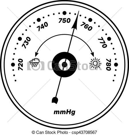 Barometer - csp43708567