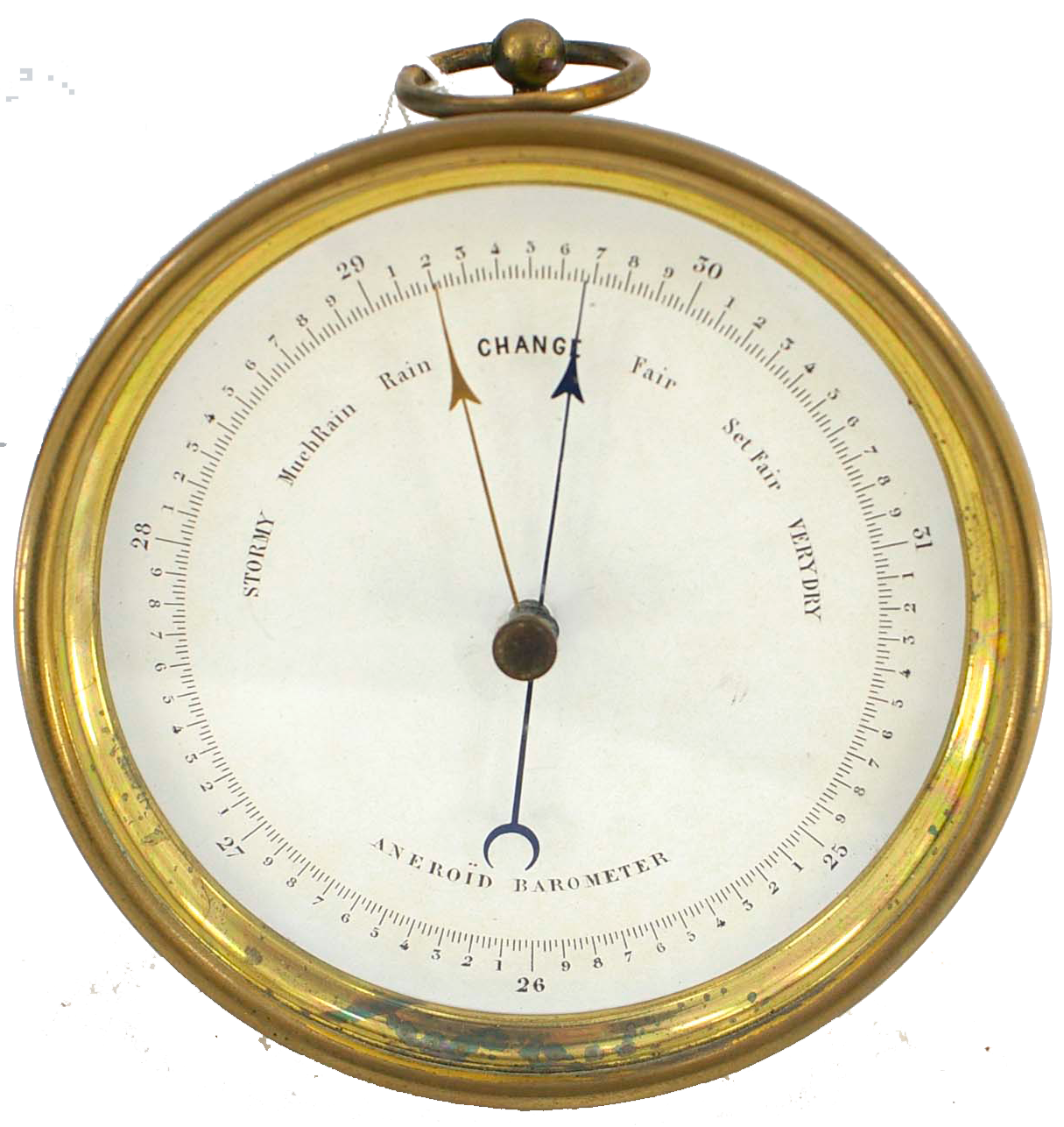 Barometer PNG Clipart