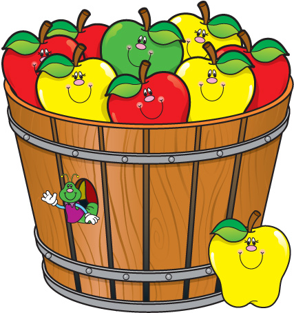 Barrel Of Apples Clipart-Barrel Of Apples Clipart-8