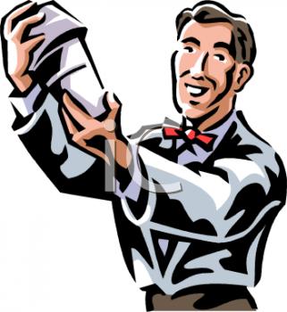 Bartender Clipart-Clipartlook.com-321