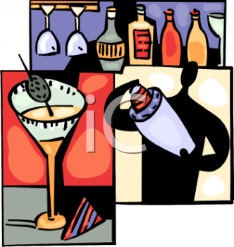 Bartender Clipart-Clipartlook.com-332