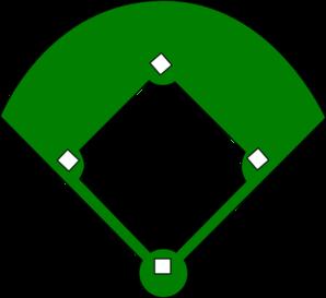 Baseball Field Clipart-baseball field clipart-5