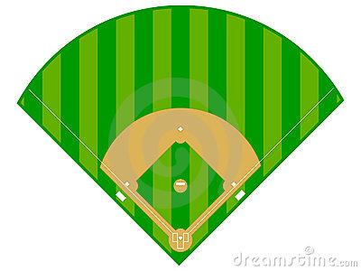 Baseball Field Clipart-baseball field clipart-6