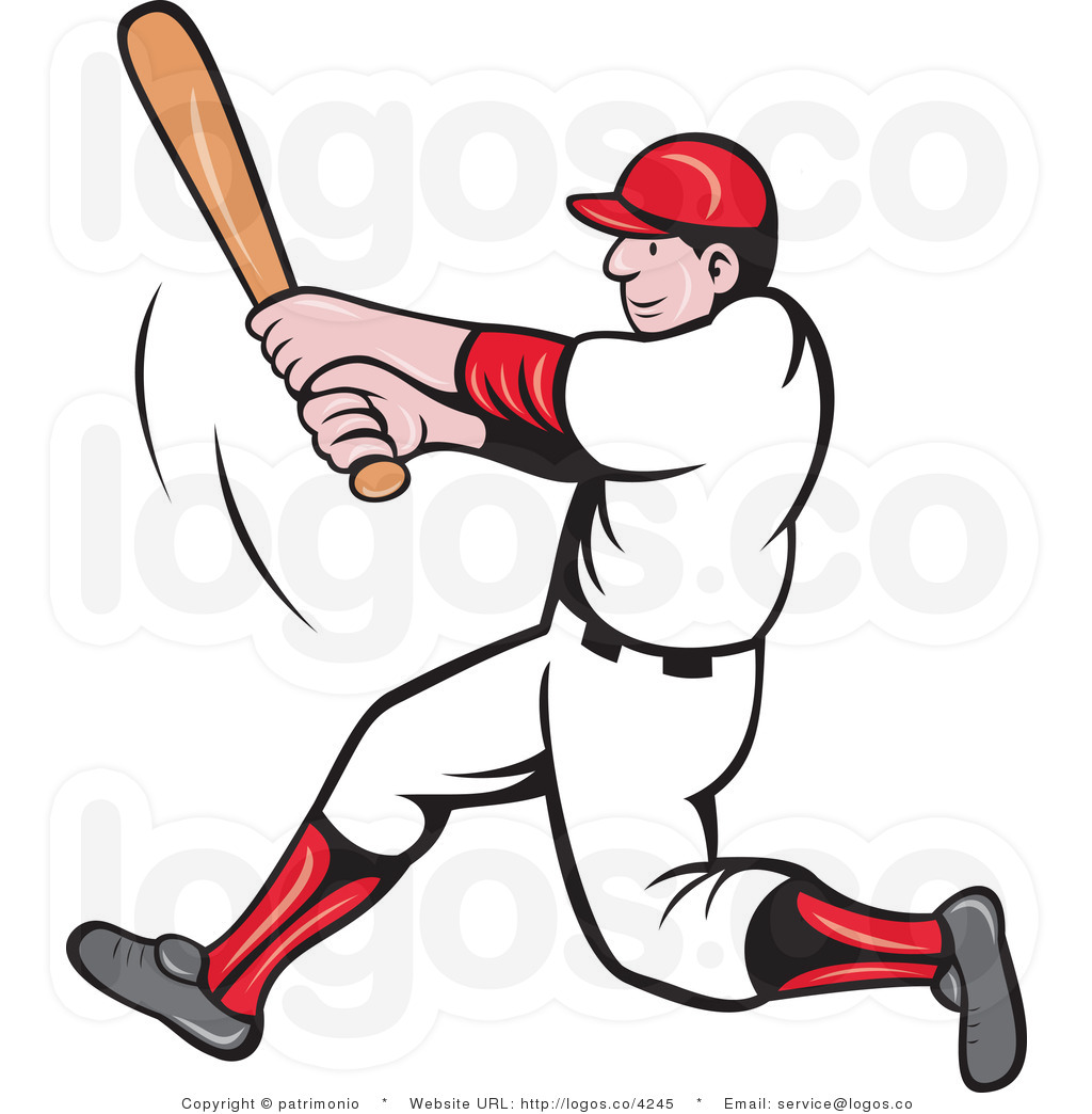 baseball player clipart catcher