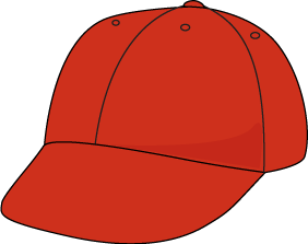 baseball hat clipart