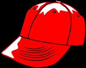 Baseball Cap Red Clip Art-Baseball Cap Red Clip Art-5
